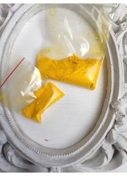 Минерален пигмент за оцветяване на епоксидна смола - Железен оксид Жълто